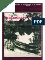 Biblografia Amazonia Peruana