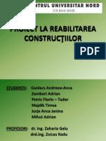 reabilitare cadre beton