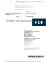 Great Atlantic Withdrawal Liability Union Brief