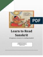 Sanskrit Module 01 V10 Final