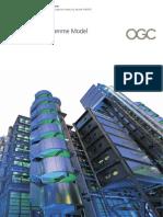 P3M3 Programme Model