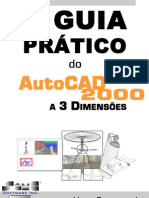 Manual Autocad 3d Completo eBook Excelente