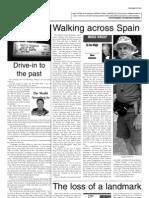 Walking Across Spain
