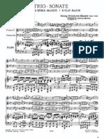 Trio Sonata in B-flat major, HWV 402 Handel, George Frideric.pdf