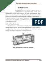 multipurpose machines using scotch yoke mechanism