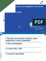 2 G BARRAQUETA Presentación Grupo Hospitalario Quiron