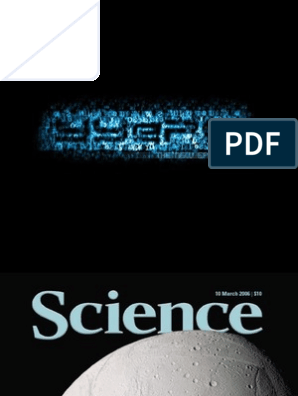 Science magazine march 10 2006 PDF ebook | Mitosis