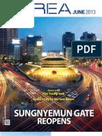 KOREA [2013 VOL.9 No.06]
