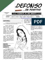 ILDEFONSO EN POSITIVO - nº 48 - Mayo