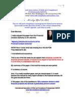 Risk Management Presentation April 22 2013