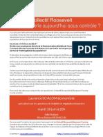 Invit - 18 Juin 2013 Roosevelt - 20h Salle Battant