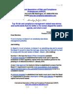 Risk Management Presentation July 2 2012