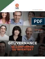 LVA n°17 - Gouvernance, se conformer ou inventer ?