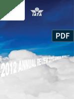 Iata Annual Review 2012