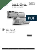 Carel Standard Chiller Modular HP User Manual Eng