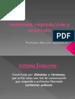 Hormonas II Medios