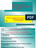 Il Sistema sanitario del Friuli-Venezia Giulia nel'Europa allargata - Lionello Barbina