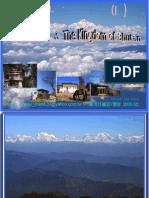喜馬拉雅山下的香格里拉~不丹王國(上)