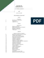 Domestic Insurance Act 2003