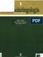 Otorrinolaringolog a. Manual Ilustrado - Becker-Walter