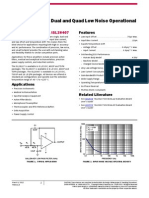 Precision Single, Dual and Quad Low Noise Operational Amplifiers.pdf