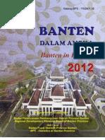 Banten Dalam Angka 2012