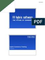 Hybris Commerce - Introduction