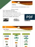 Wessanen Presentation 2013