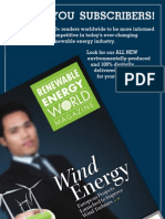 Renewable Energy World Magazine May/June 2013