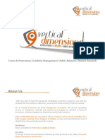 Vertical Dimensions Credentials
