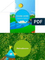 Lectia Verde Web