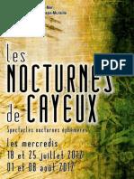 Les Nocturnes de Cayeux 2012