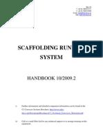 Scaffolding Runway System Handbook