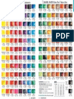 New To Suit The PeopleS Convenience 5ml/.17 Fl.oz Loyal Lot Of 200 Daniel Smith Extra Fine Watercolor