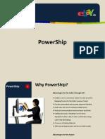 PowerShip Training Deck