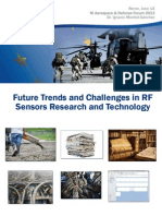 Future Trends and Challenges in Radar Research and Technology