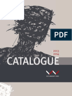 Wits University Press Catalogue 2013