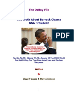The Truth About Barrack Obama USA President