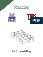 Xsteel Training Part1