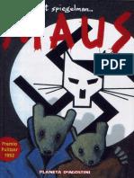 Maus - Relato de un superviviente – Art Spiegelman.pdf