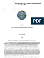 Unclassified Published Sequestration Final