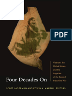Four Decades On edited by Scott Laderman and Edwin A. Martini