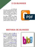 Que Es Blogger