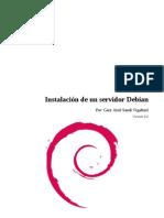 Debian Server Install