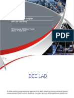 BEE Lab Toolkit: a data-centric programming approach for sharing data between systems