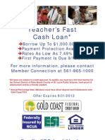 Gold Coast  - Teacher's Fast Cash Loan