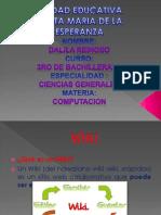 Dalila Reinoso Wiki