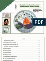 Biología Manual de prácticas