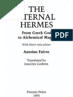 The Eternal Hermes by Antoine Faivre
