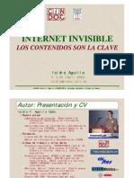 Internet Invisible2003